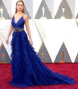 Brie Larson Oscars