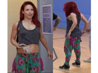 Sharna Workout