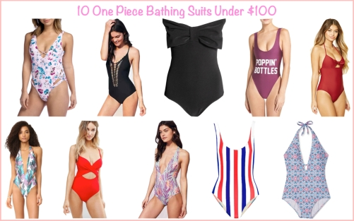 10 One Pieces Under 100