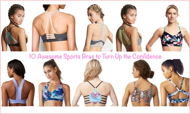 sports bra | Third & Girl